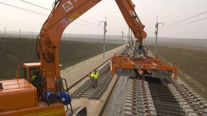 LGV : L'ONCF assure le raccordement de la voie