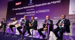 3ème Meeting sur l'information financière : Les instruments financiers alternatifs