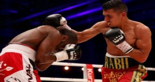 Boxe : Rabii remporte son deuxième combat