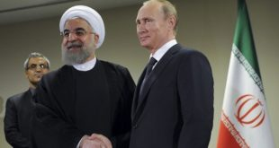 Iran-Russie : L'alliance célébrée
