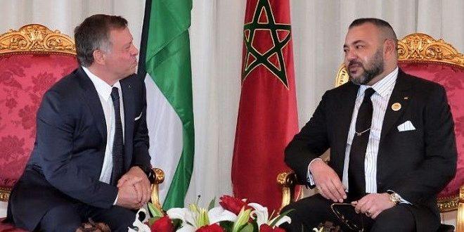 Jordanie : Le roi Abdallah II attendu au Maroc ce mercredi