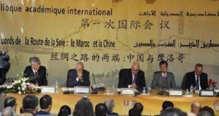 Route de la soie : Chine, civilisation musulmane et… Maroc
