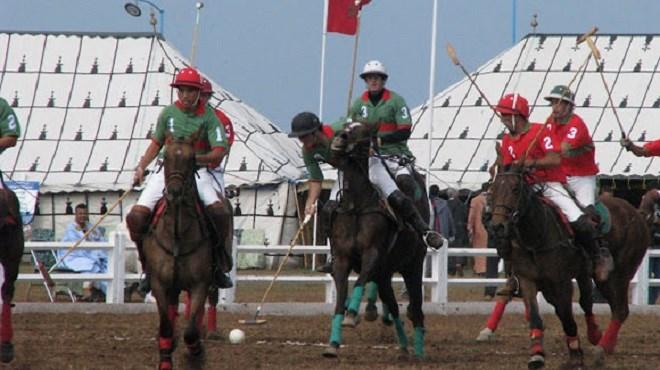 Maroc : La Garde Royale organise un Tournoi de Polo