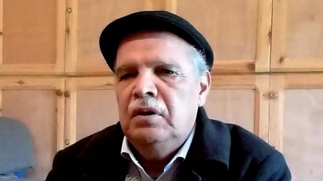 Abdelkader Zaer, membre du Bureau politique de la CDT