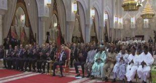 Maroc-Nigéria : Gazoduc et engrais au menu d'une cérémonie présidée par le Roi