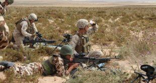 African Lion 2017 : Manœuvres militaires au sud du Maroc