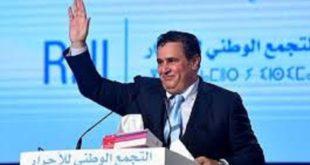 Aziz Akhannouch, Président du RNI