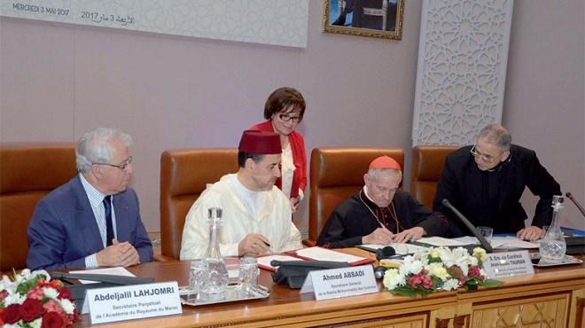 Maroc : Dialogue musulmans-chrétiens dans ce monde qui change