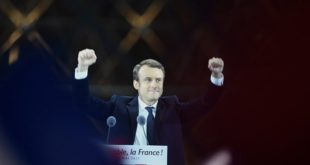 And the winner is… Macron !