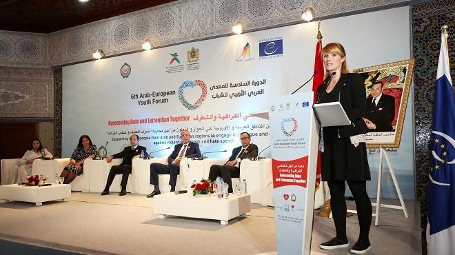 Forum euro-arabe : Les jeunes pour un dialogue interculturel
