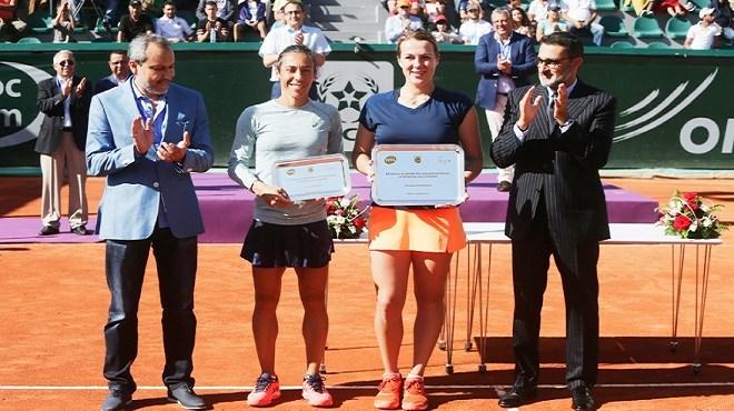 Grand Prix Lalla Meryem de tennis : La Russie en tête de la 17ème édition