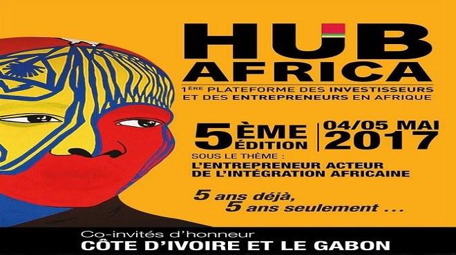 HUB Africa : La Côte d'Ivoire et le Gabon invités d'honneur