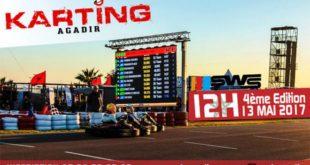 Go pour la 4ème Edition du Karting d'Agadir !