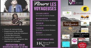 Les «Voyageuses» : Elles ont décidé de passer du virtuel au caritatif !