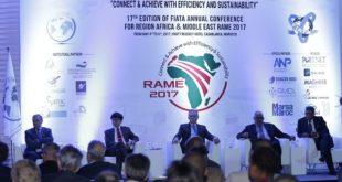 RAME : Vers un hub logistique international en Afrique