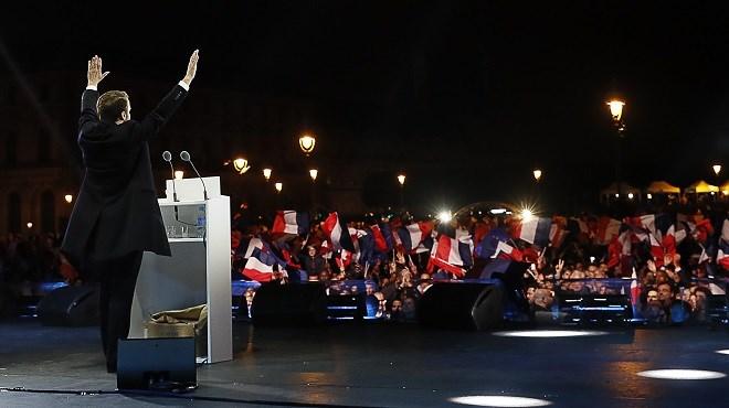 François Hollande, les derniers jours de son mandat de président