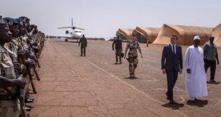 Macron : La tournée malienne