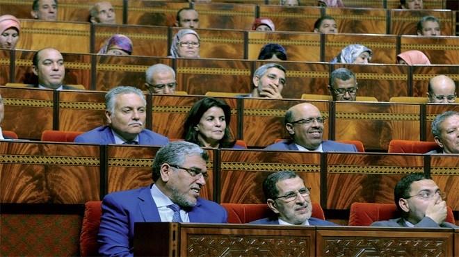 L'opposition : Haro sur la majorité