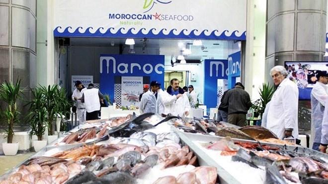 Produits de la mer : Participation marocaine au Seafood