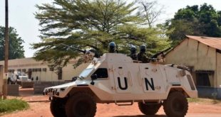 Centrafrique : Des casques bleus marocains attaqués, Antonio Guterres exprime sa solidarité