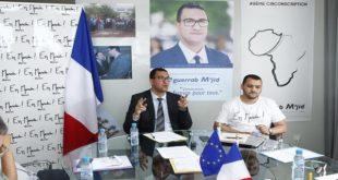 Législatives françaises: M'jid Guerrab Vs Leila Aichi !