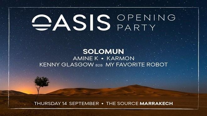Oasis Festival à Marrakech : Une édition 2017 très prometteuse