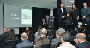 Orange Maroc : Le 1er service de recharge sans contact