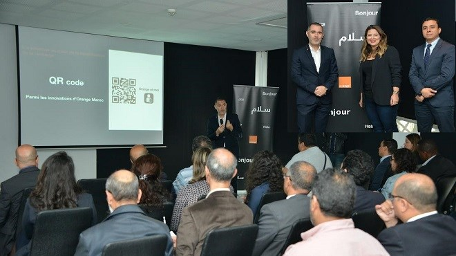Orange Maroc : Le 1er service de recharge sans contact