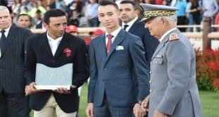 Maroc/Concours de saut d'obstacles 3* de la Garde Royale : Le Prince Héritier remet les prix