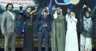 «Arab Hope Maker» : Le prix de Nawal Al Soufi et les larmes du Prince