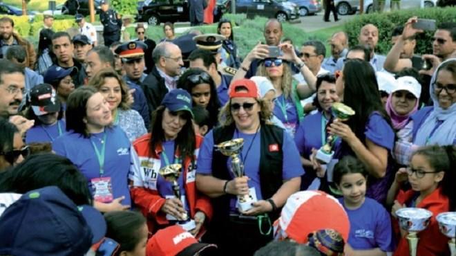 Domination des Marocaines au Rallye féminin