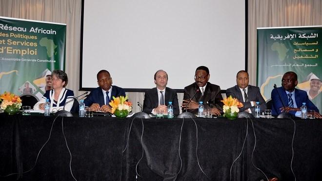 Politiques et services d'emploi : Un Réseau africain voit le jour