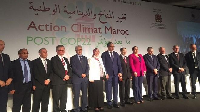 «Action climat Maroc» : Introduire les effets de serre dans la Loi de Finances !