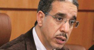 Aziz Rabah, ministre de l'Energie, des Mines et du Développement durable