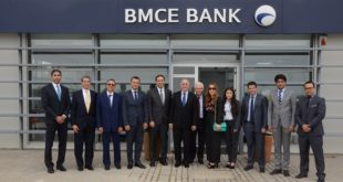 BMCE Bank : Le réseau offshore s'élargit