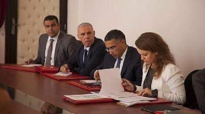 Al Hoceima : Ministres et élus pour sortir la tête de l'eau…