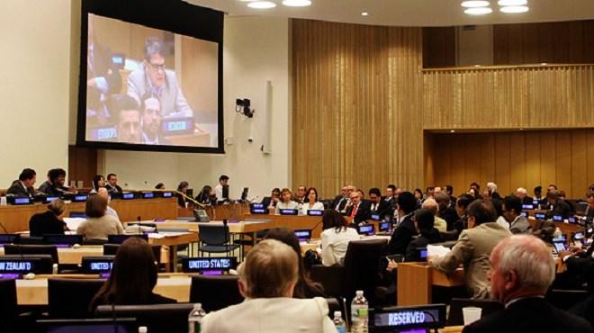 Comité de décolonisation : L'Algérie et le Venezuela cloués au pilori