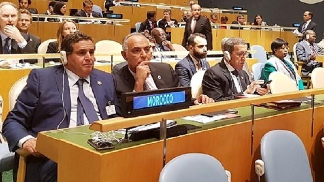 Objectif de Développement Durable : Le Maroc présent à New York