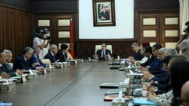 Gouvernement/Al Hoceïma : Ce qu'El Othmani a dit attendre des ministres