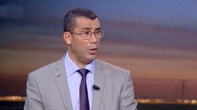 Driss Kassouri, politologue et enseignant-chercheur