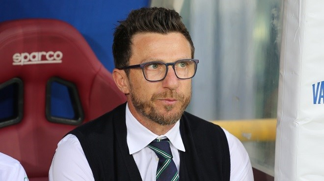 L'AS Rome signe avec un nouvel entraîneur