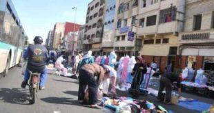 Casablanca : Un nouvel effondrement à Garage Allal
