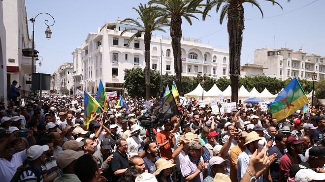 Maroc/Manifestations et marches : La parole à la rue