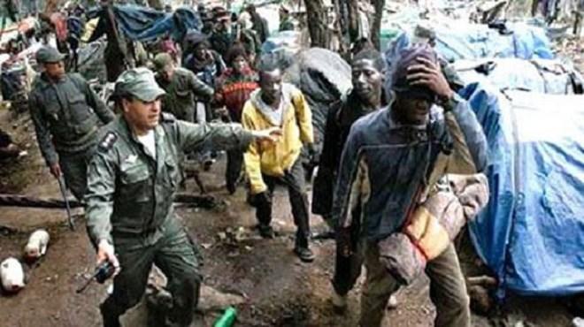 Maroc/Migrants subsahariens : L'Intérieur compte les clandestins dans le Nord-Est du pays