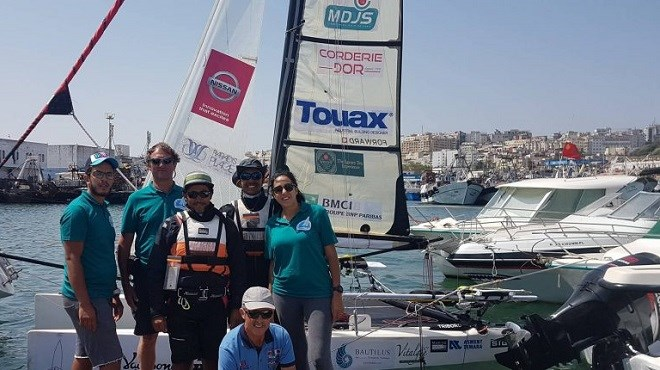 Morocco Sailing Challenge : Rouizem et Aachi à Mohammedia