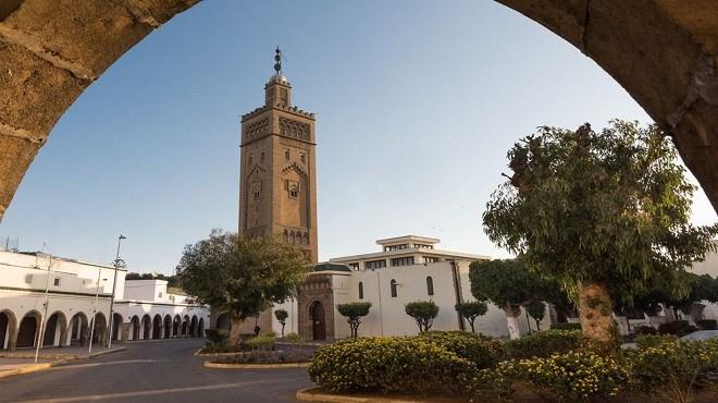 Lieux de culte : La Mosquée «Al Mohammadi» de Casablanca