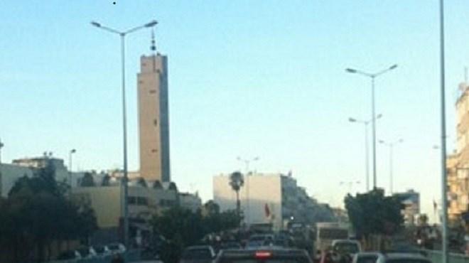 La Mosquée Assounna de Casablanca