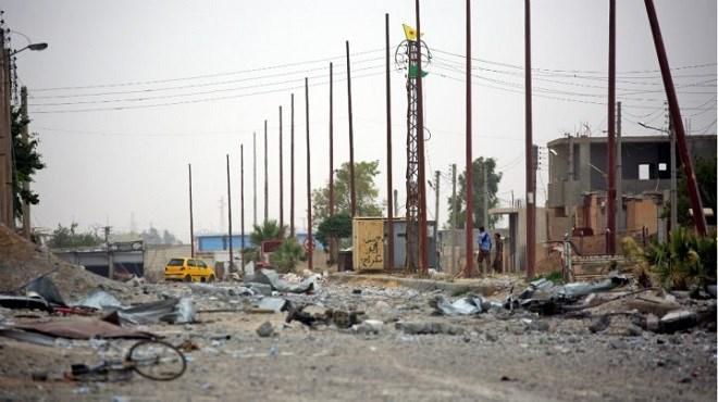 Raqqa : Le sang des civils