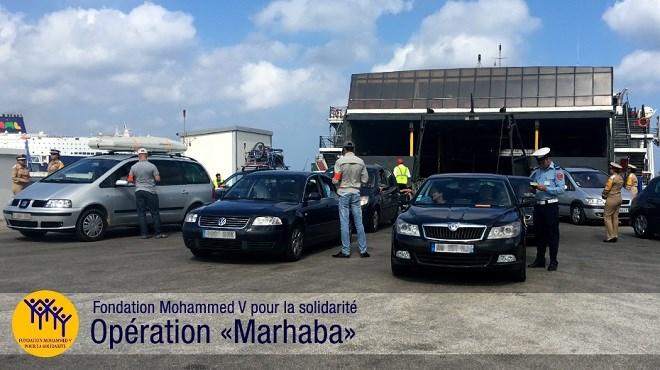 Opération Marhaba 2019 : Transit de 2,5 millions de passagers et 600.000 véhicules