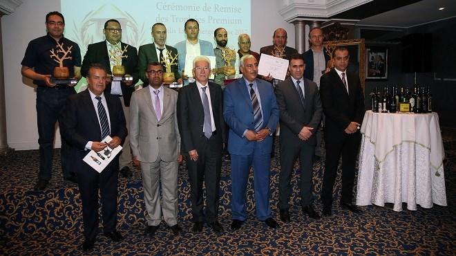 Huile d'olive : La 9ème édition «Volubilis Extra-Vierge Maroc» remet ses prix